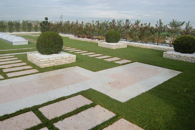 Terrazas ajardinadas extensivas con c sped for Terrazas ajardinadas